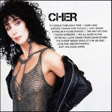 CHER - ICON CD ~ GREATEST HITS ~ BEST OF ~ 70's 80's *NEW*