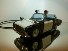 ICHIKO JAPAN TIN TOY FORD TAUNUS POLITIE - DUTCH POLICE L23.0cm
