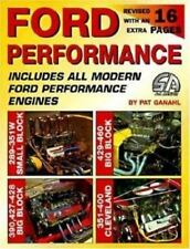 S-A Design: Ford Performance by Pat Ganahl (1998, Paperback, Revised)