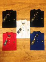 Lyle & Scott Men's Short Sleeve Polo - Regular Fit -S/M/L/XL/XXL