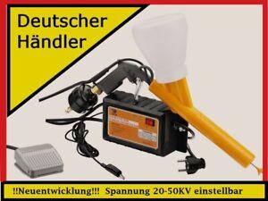Pulverbeschichtungsgerät Pulverbeschichtung Pulverbeschichten 20-50KV