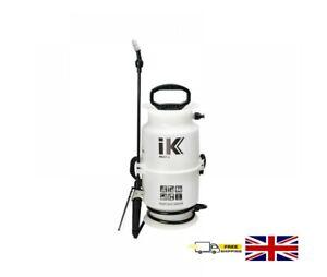 IK-6 Multi Industrial Heavy Duty Pressure Sprayer Chemical Resistant