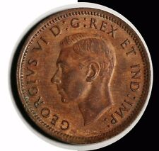 1940 Canada Small Copper Cent