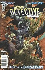 DC Batman Detective Comics comic issue 3 The New 52!