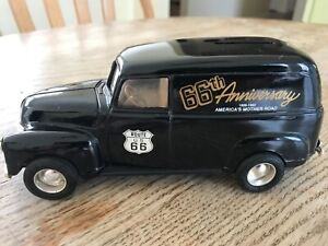 "Ertl #0372 ""Route 66 Anniversary"" 50 Chevy Panel Bank 1:25 Scale"