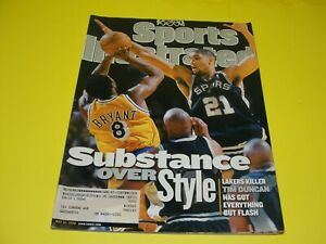 Sports Illustrated  Substance Over Style  May 31, 1999