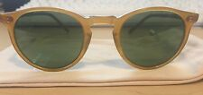 Oliver Peoples OV5138 1171 O'Malley 45-22-145 Amber LIMITED EDITION Japan