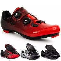 MTB Shoes Cycling Shoes Men Road SPD-SL Bike Shoes Self-locking Bicycle Sneakers