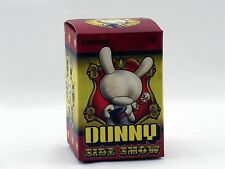 "Kidrobot 2013 Dunny Side Show Cute 3"" Urban Vinyl Figure NIB UNKNOWN SEALED BOX"