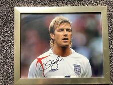 More details for david beckham signed photograph