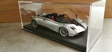 BBR Pagani Huayra Roadster 1:18 silver ähnl AUTOart, FrontiArt, MR AMG V12