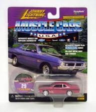 Articoli di modellismo statico Johnny Lightning scala 1:64 per Dodge