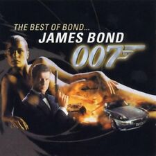 The Best of Bond -James Bond 007 GOLDFINGER MOONRAKER GOLDENEYE LICENSE TO KILL