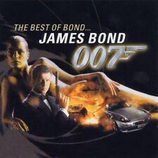 The Best of Bond -James Bond 007 GOLDFINGER MOONRAKER GOLDENEYE LICENSE TO KILL