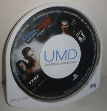 SMACKDOWN Vs. RAW 2010 Videogame For Psp (GAME ONLY) UMD