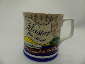 (ref288MG1) Past Times Master of the House Mug