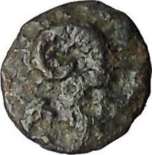 Kebren in Troas 350BC Authentic Rare Ancient Greek Coin APOLLO Ram's head i49588