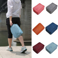 ITS- Outdoor Travel Shoes Storage Bag Waterproof Portable Packing Cubes Containe
