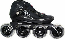 Carbon Inline Skates - Speed Fitness Racing Skate by Vanilla - Men & Women
