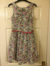 Be Beau Floral Patterned Dress (Size 8) ***NEW WITH TAGS***
