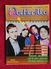 rivista ROCKERILLA 158/1993 Teenage Fanclub Sepultura Soul Asylum Senser * No cd