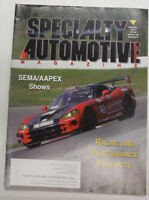 Specialty Automotive Magazine Sema Appex Products October 2012 052015R