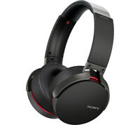 Sony MDR-XB950B1B - Auriculares inalámbricos con Bluetooth y Extra Bass, Negro
