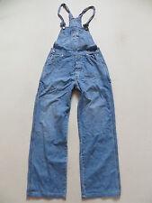 Levi's ® Latzhose Latz Jeans Gr. L, ca. W 30 /L 30, Vintage Denim Overall, RAR !