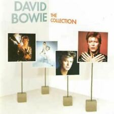 DAVID BOWIE the collection (CD, compilation, 2005) pop rock, alternative rock,