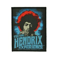 The Jimi Hendrix Experience Album Patch Band Woven Sew On Applique