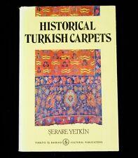 BOOK Historical Turkish Carpets Ushak Konya Fostat Flemish painting art Ottoman