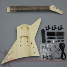 Bargain Musician - GK-016 - DIY Unfinished Project Luthier Guitar Kit