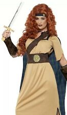 Women's Warrior Queen Deluxe Halloween Costume Size Large