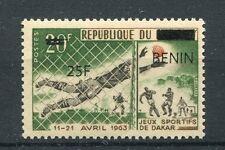 Benin 1480 postfrisch / Fußball ...........................................1/446