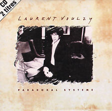 CD CARTONNE CARDSLEEVE 2T LAURENT VOULZY PARADOXAL SYSTEME 1992 TBE