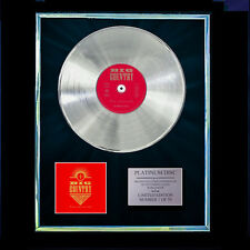 BIG COUNTRY THE CROSSING CD PLATINUM DISC FREE P+P!!