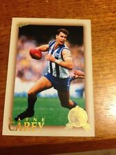 2012 SELECT WAYNE CAREY HALL OF FAME CARD LIMITED EDITION #HFLE206