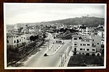 Avenue Marques de la Cenia, Palma de Mallorca, Spain Postcard 1930s