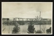 Canada MOOSE JAW British American Oil Refinery Saskatchewan RP PPC