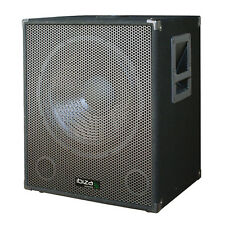 Ibiza Sound 15î Active Subwoofer Bass Bin 800 W DJ Disco PA Système Sonore