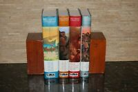 1st 4 HC Volumes of The First Gospel by Monte S. Nyman Book of Mormon Commentary