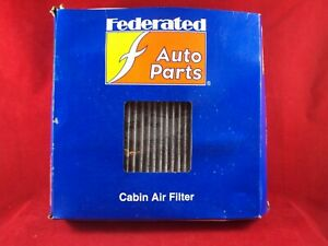Cabin Air Filter Federated AFC1624