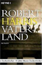 Vaterland: Roman von Harris, Robert   Buch   Zustand gut