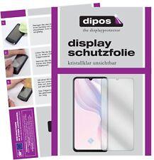 2x Vivo Z1x Film de protection d'écran protecteur clair dipos