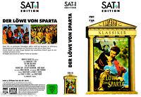 """VHS - """" Der Löwe von SPARTA ( The 300 Spartans ) """" (1962) - Richard Egan"""