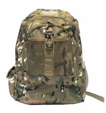 East West Multi-Camo US Army OCP School Military Travel Backpack Bag BC104-MLT