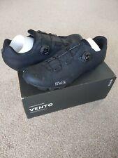 Fizik Vento x-Road gravel MTB shoes clipless SPD EU43 UK8 3/4 X3 overcurve BOA