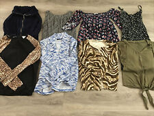 Girls Clothing Lot, 8 Items, Size 14/16, Crave Fame, Old Navy, Jones Sport