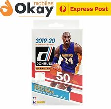 **SEALED**Donruss 2019-20 Basketball Cards Exclusive Hanger Box 50 Cards NEW