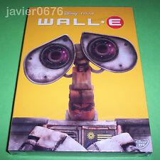 WALL-E DISNEY PIXAR DVD NUEVO Y PRECINTADO SLIPCOVER